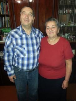 Paval and Anya Shkrabak