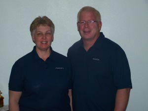 Mark and Diane Britton