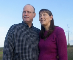 Randy and Annette Hillebrand