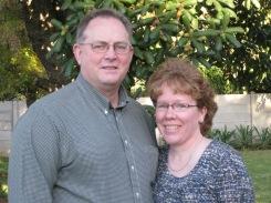 Mike and Fran VanBruggen
